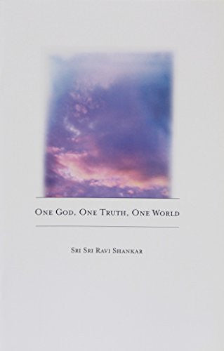 One God, One Truth, One World, booklet