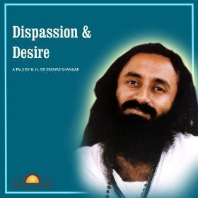 Dispassion & Desire, CD