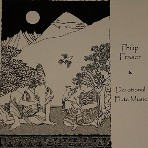 Devotional Flute Music, CD