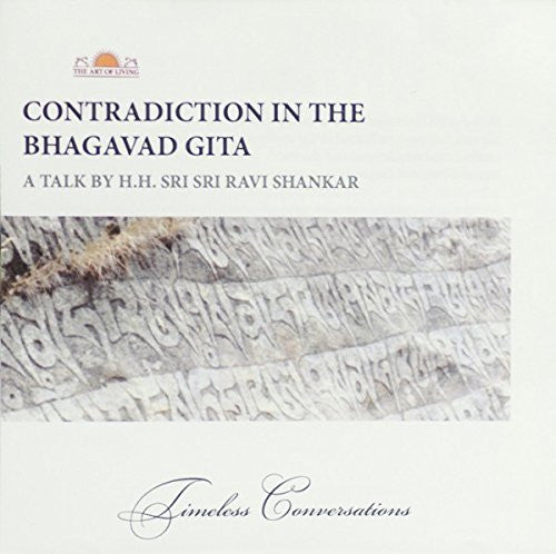 Contradictions in the Bhagavad Gita, CD
