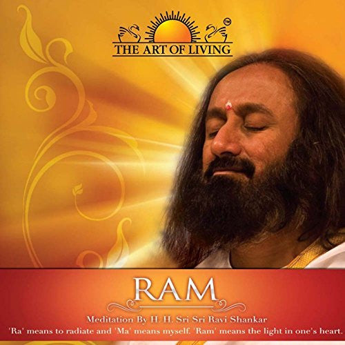 Ram Meditation, CD