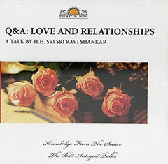 Love & Relationships, CD