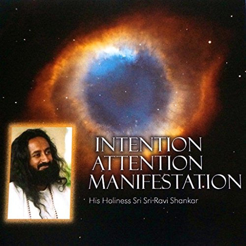 Intention, Attention, Manifestation, CD