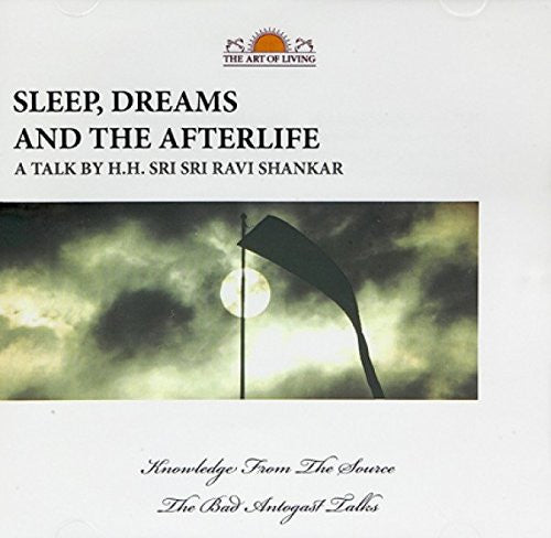 Sleep, Dreams and the Afterlife, CD