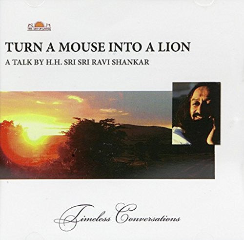 Turn a Mouse into a Lion, CD