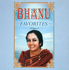 Bhanu Favorites #2, CD