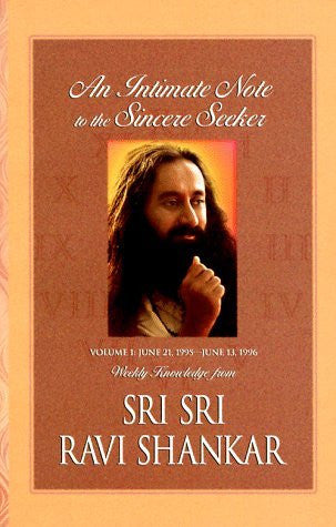 An Intimate Note to the Sincere Seeker, Vol. 1