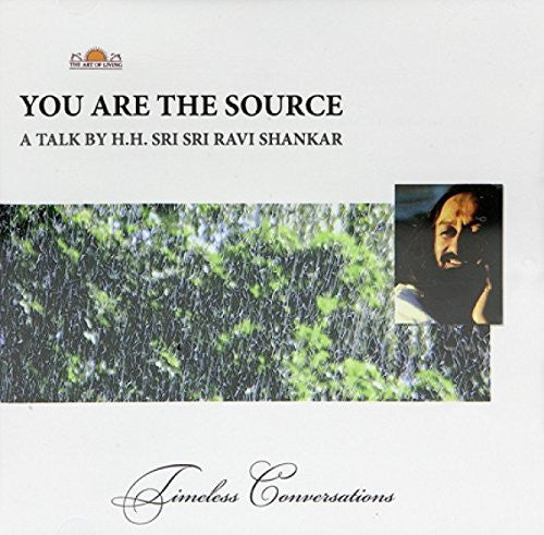 You Are the Source, CD
