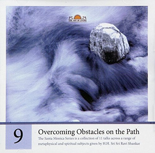 Overcoming Obstacles on Path,CD