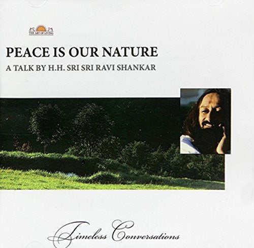 Peace Is Our Nature, CD