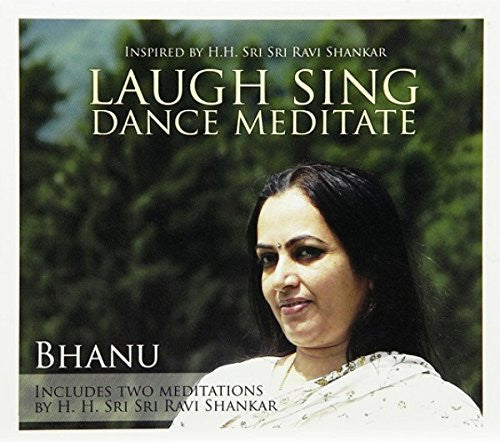 Laugh, Sing, Dance, Meditate, CD
