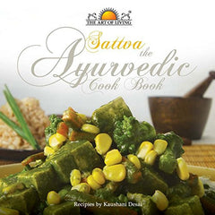Sattva The Ayurvedic Cook Book