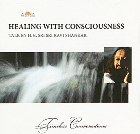 Healing With Consciousness, CD