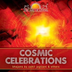 Cosmic Celebrations, CD