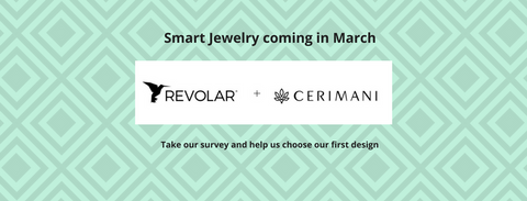 New Jewelry! Revolar & Cerimani Partner Up