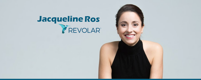 Revolar Founder, Jacqueline Ros Opens Up About #MeToo and #TimesUp