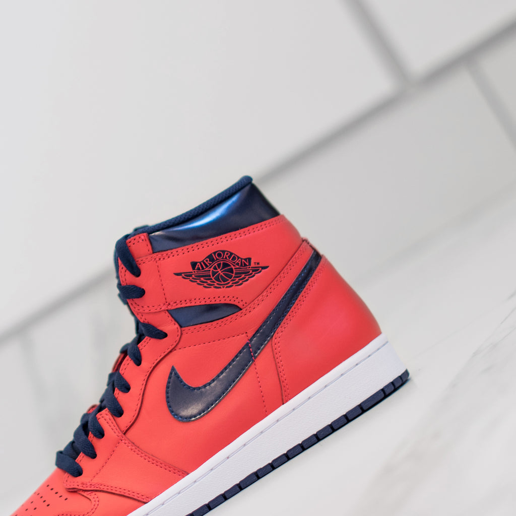 "new product a3a7e 67f56 AIR JORDAN 1 HIGH OG ""DAVID LETTERMAN"" – AtEaze"