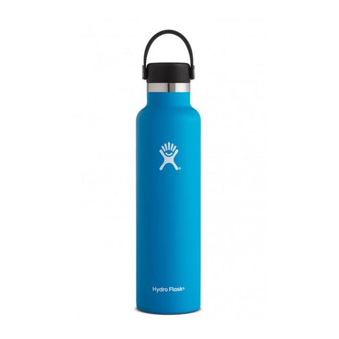 HYDRO FLASK 24OZ STANDARD MOUTH (PACIFIC) - S24sx415 - Ateaze Canada