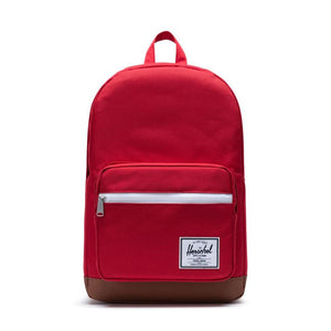 HERSCHEL POP QUIZ (RED/SADDLE BROWN) - 10011-03271 - Ateaze Canada