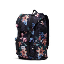 Load image into Gallery viewer, HERSCHEL LITTLE AMERICA MID (SUMMER FLORAL BLACK) - 10020-03566 - Ateaze Canada