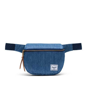 HERSCHEL FIFTEEN 600D POLY (FADED DENIM) - 10215-02744 - Ateaze Canada
