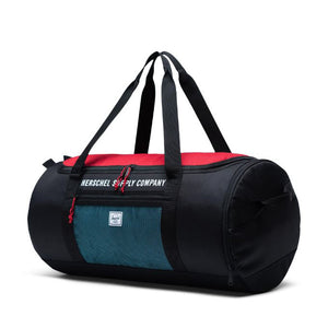 HERSCHEL SUTTON CARRY-ALL (BLACK/RED/BUTTON) - 10699-03101 - Ateaze Canada