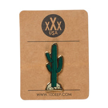 Load image into Gallery viewer, 10DEEP CACTUS PIN
