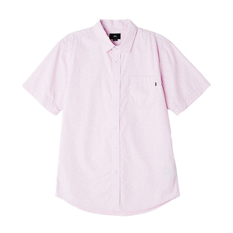 OBEY NORRIS WOVEN SS BUTTON-UP  - 181210200 - Ateaze Canada