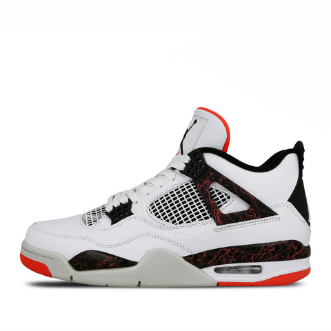 "AIR JORDAN 4 ""BRIGHT CRIMSON"" - 308497-116 - Ateaze Canada"