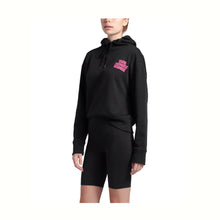 Load image into Gallery viewer, THE NORTH FACE W LOGO HAZE HOODY (TNF BLACK) - NF0a4att - Ateaze Canada