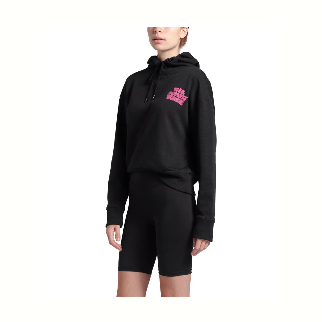 THE NORTH FACE W LOGO HAZE HOODY (TNF BLACK) - NF0a4att - Ateaze Canada