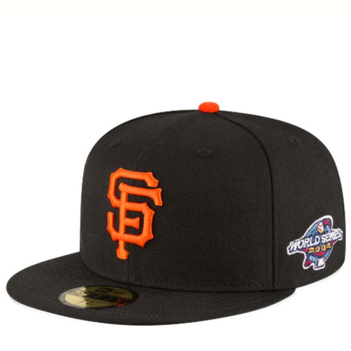 NEW ERA 5950 WORLD SERIES SAN FRANCISCO GIANTS 2002 - Ateaze Canada