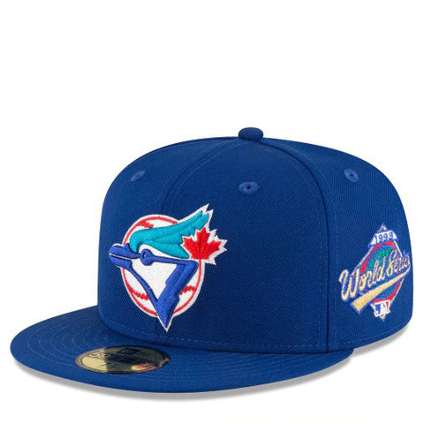 NEW ERA 5950 WORLD SERIES BLUE JAYS 1993 - 11783647 - Ateaze Canada