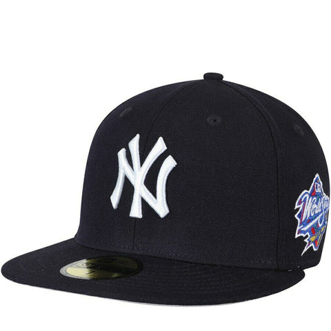NEW ERA 5950 WORLD SERIES YANKEES 1998 - 11783651 - Ateaze Canada