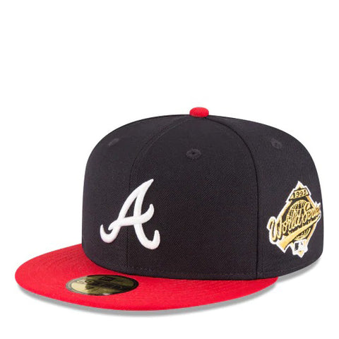 NEW ERA 5950 WORLD SERIES BRAVES 1995 - 11783658 - Ateaze Canada