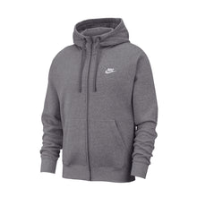 Load image into Gallery viewer, NIKE M NSW CLUB FULL ZIP HOODIE (071) - BV2645 - Ateaze Canada
