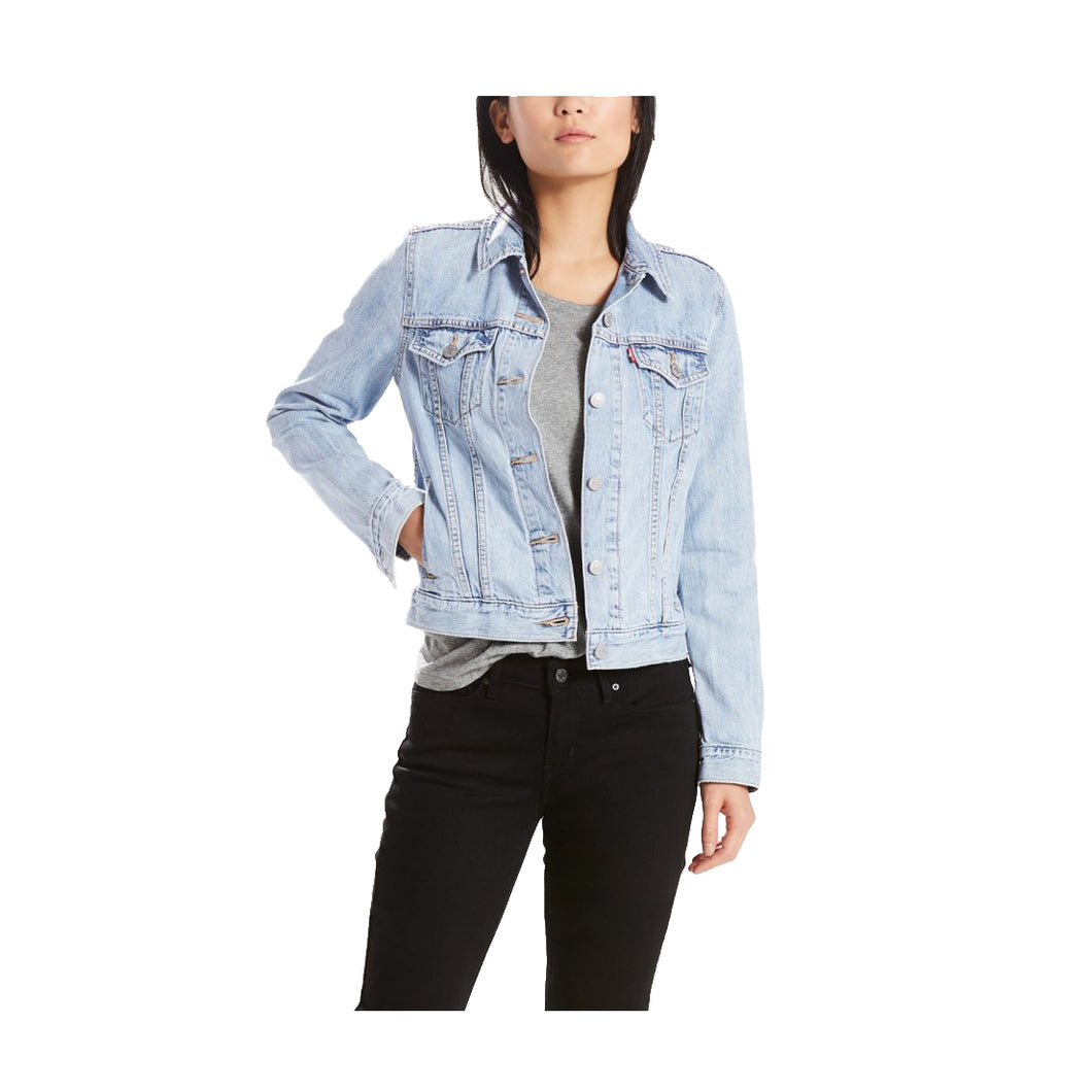 LEVI'S WMNS ALL YOURS ORIGINAL TRUCKER - 29945-0026 - Ateaze Canada