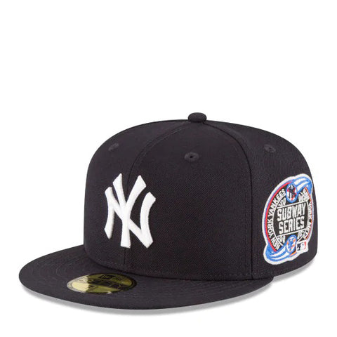 NEW ERA 5950 SUBWAY SERIES YANKEES 2000 - 11941901 - Ateaze Canada