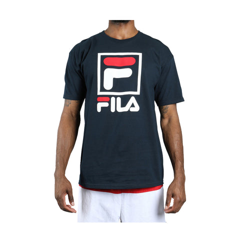 FILA STACKED T-SHIRT - LM163xf4 - Ateaze Canada
