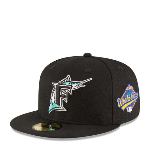 NEW ERA 5950 WORLD SERIES MARLINS 1997 - 11783655 - Ateaze Canada