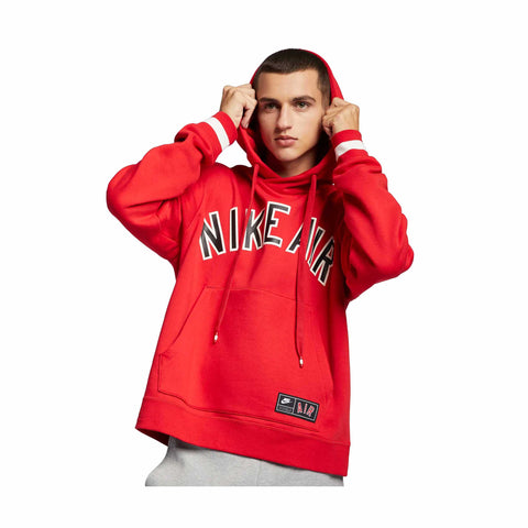 NIKE NSW 'NIKE AIR' HOODIE PULLOVER FLEECE (657)