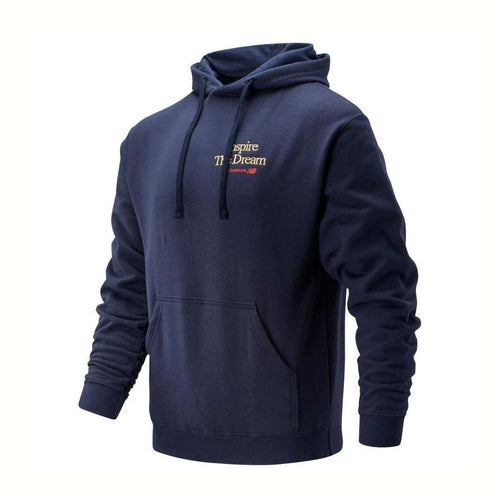 NEW BALANCE INSPIRE THE DREAM HOODIE - MT01601 - Ateaze Canada