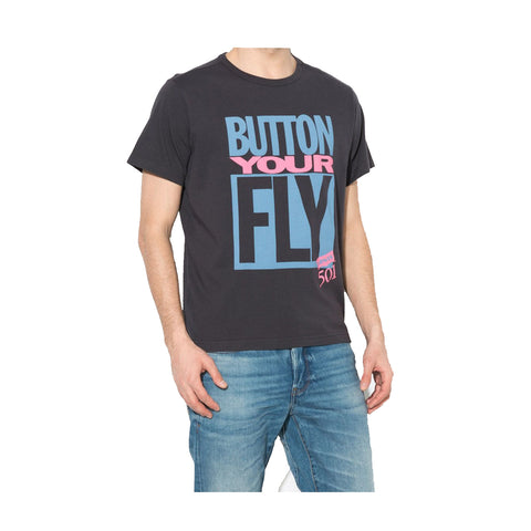 LEVI'S SS SURPLUS GRAPHIC TEE (BUTTON YOUR FLY) - Ateaze Canada