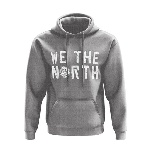 MITCHELL & NESS WE THE NORTH BALLED POPOVER (GREY) - 270fhgpoblldwtn - Ateaze Canada
