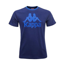 Load image into Gallery viewer, KAPPA M AUTHENTIC ESTESSI T SHIRT  CANADA NAVY