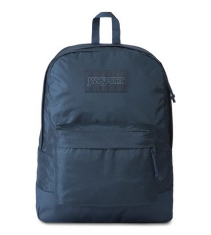 JANSPORT MONO SUPERBREAK BACKPACK