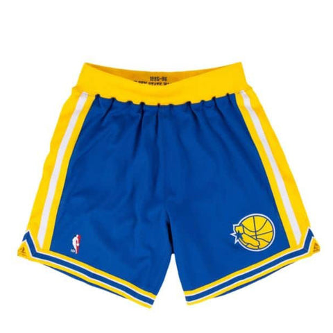 NBA AUTHENTIC NBA SHORTS 95-96 WARRIORS - 369P31095GSW - Ateaze Canada