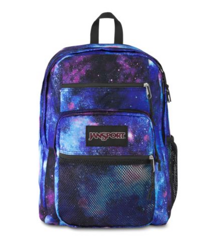 JANSPORT BIG CAMPUS BACKPACK (DEEP SPACE)
