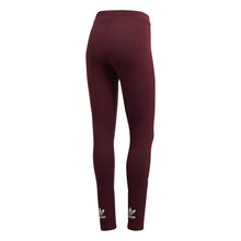 Load image into Gallery viewer, ADIDAS W TREFOIL TIGHT (MAROON) - Ateaze Canada