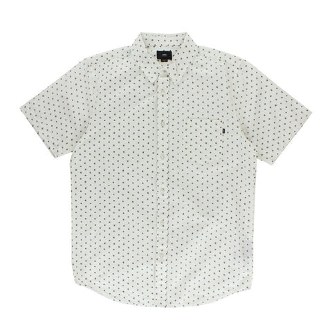 OBEY DORIAN WOVEN SS BUTTON-UP - 181210201 - Ateaze Canada
